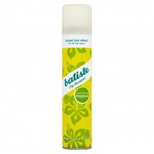 Batiste Dry Shampoo Coconut & Exotic Tropical - Батист Сухой шампунь 200мл
