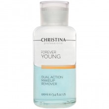 CHRISTINA Forever Young Dual Action Makeup Remover - Двухфазное средство для демакияжа 100мл