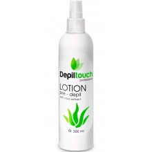 Depiltouch Skin Care LOTION post-depil with ALOE - Лосьон после депиляции с маслом АЛОЭ 300мл