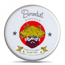 Borodist Beard Balm Asian Tree - Бальзам для Бороды АЗИАН ТРИ 50гр