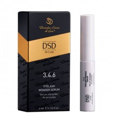 DSD de Luxe Hair Loss Treatment Eye Lash Wonder Serum No.3.4.6 - Сыворотка для роста ресниц № 3.4.6, 4мл