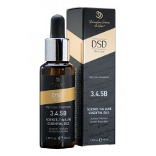 DSD de Luxe Anti-Hair Loss Science-7 de Luxe Essential Oils - Эфирное Масло Сайенс-7 № 3.4.5б 35мл