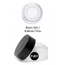 nano professional Gel - Гель базовый Basic Gel 30мл