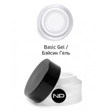nano professional Gel - Гель базовый Basic Gel 5мл