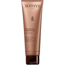 SOTHYS SUN CARE Protective Lotion Face And Body SPF30 - Эмульсия  для Лица и Тела SPF30, 125мл