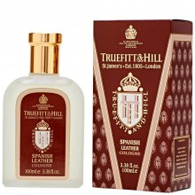 TRUEFITT & HILL COLOGNES Spanish Leather - Одеколон SPANISH LEATHER 100мл