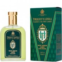 TRUEFITT & HILL COLOGNES West Indian Limes - Одеколон WEST INDIAN LIMES 100мл